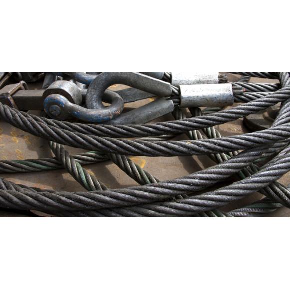 Дріт для сталевих канатів